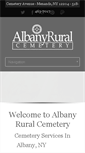Mobile Preview of albanyruralcemetery.org